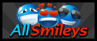 www.AllSmileys.com Free Smileys, Emoticons for Gmail, Hotmail, Yahoo & Outlook